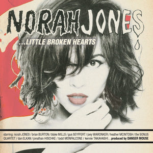 Jones, Norah/Little Broken Hearts [LP]