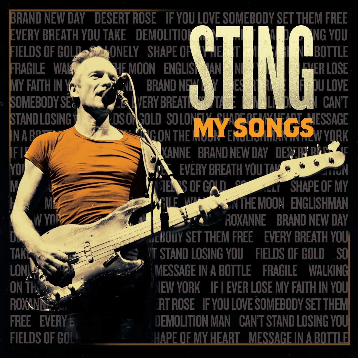 Sting/My Songs (2LP) [LP]