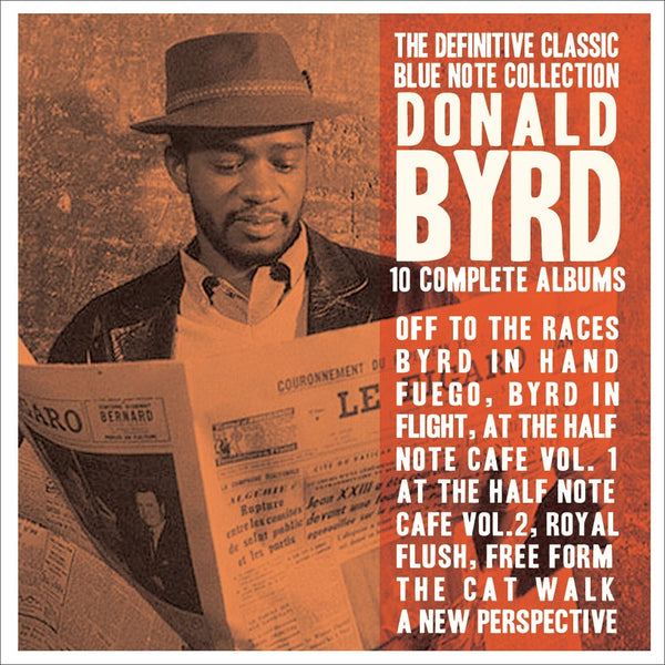 Byrd, Donald/The Definitive Classic Blue Note Collection [CD]