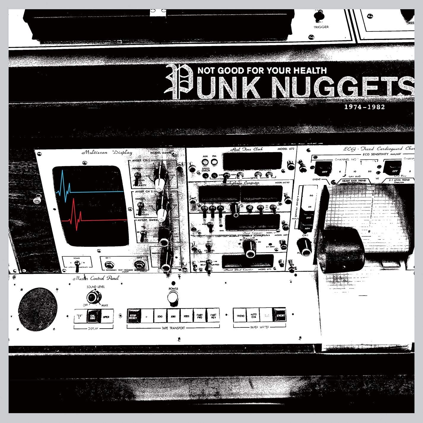 Punk Nuggets/1974 ? 1982 (2LP) [LP]