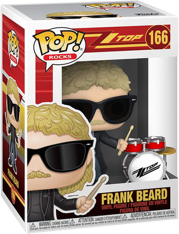 Pop! Vinyl/ZZ Top - Frank Beard [Toy]