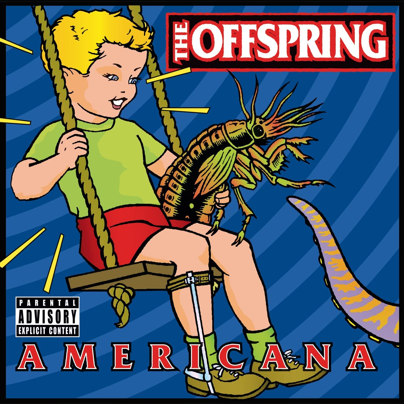 Offspring, The/Americanaa [LP]