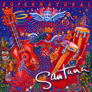 Santana/Supernatural [LP]