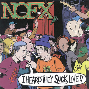 NOFX/I Heard They Suck Live! [CD]
