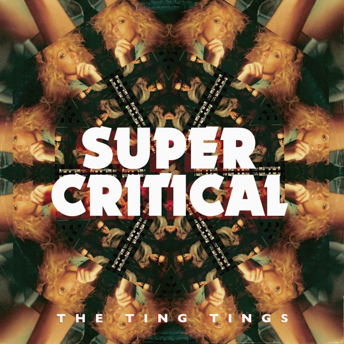 Ting Tings, The/Super Critical [LP]