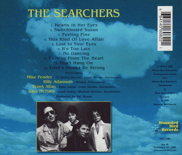 Searchers, The/The Searchers [CD]