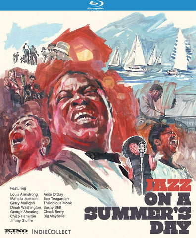 Jazz On A Summer's Day [Bluray]
