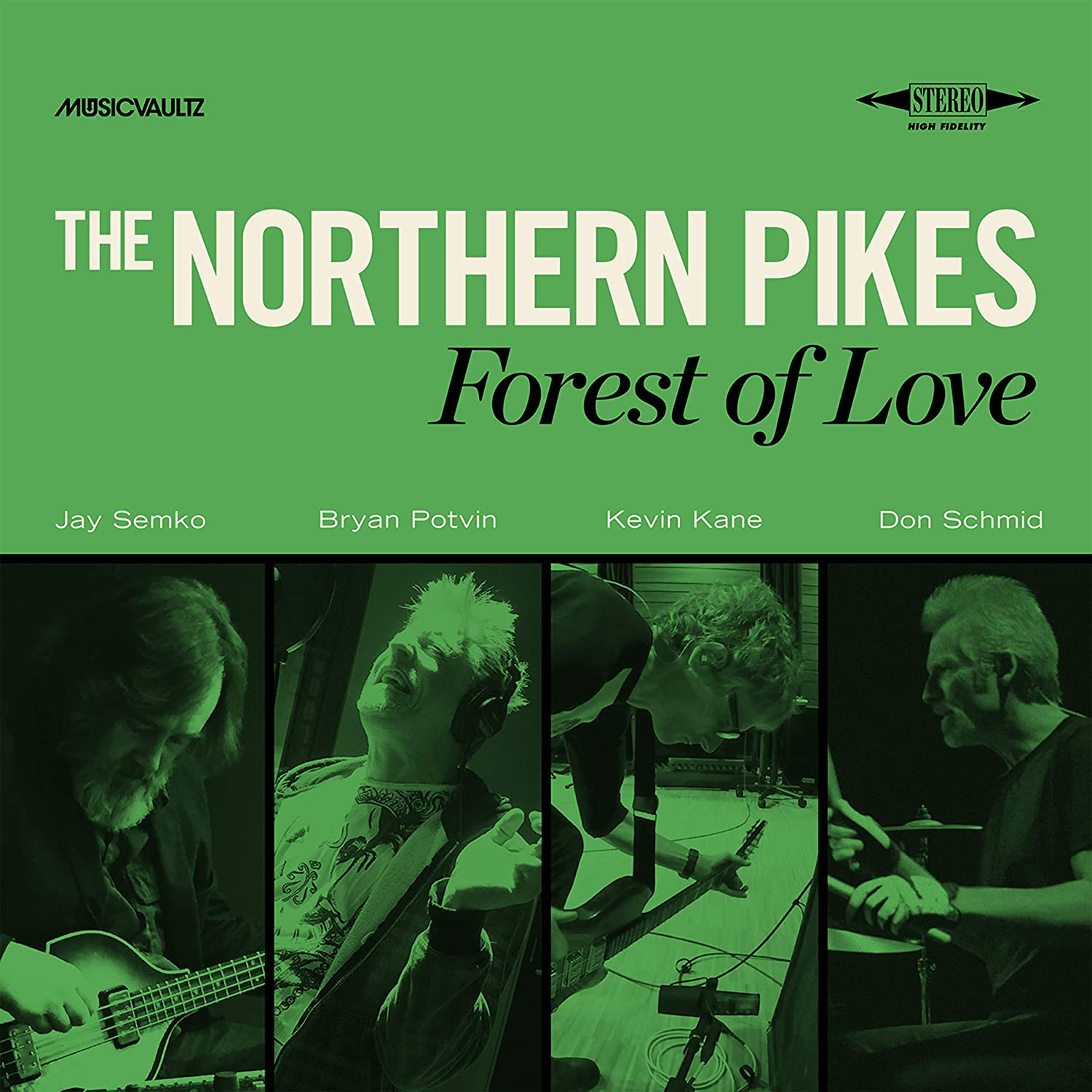 Northern Pikes/Forest of Love [CD]