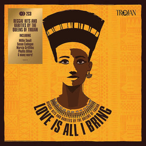 Various Artists/Love Is All I Bring (Women of Trojan) (2LP) [LP]