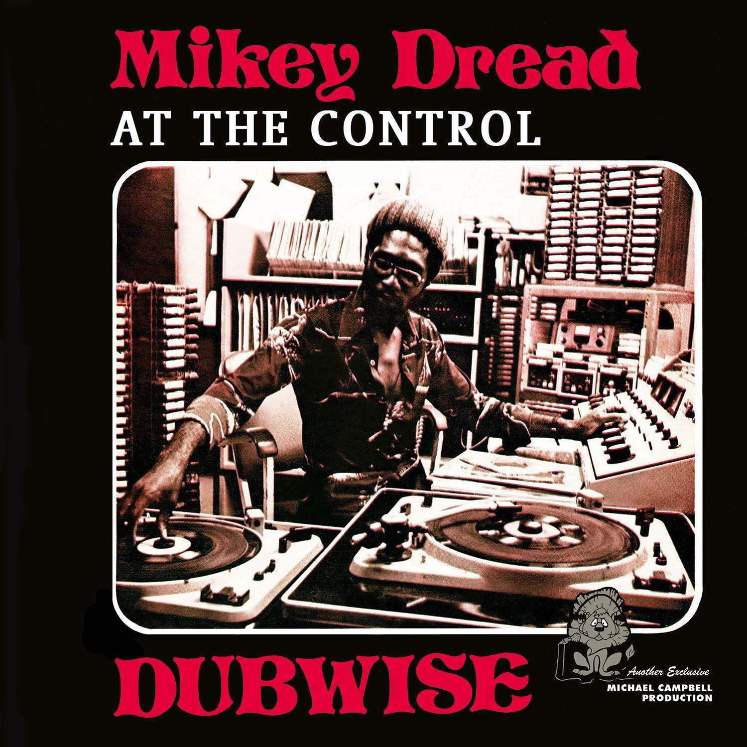 Dread, Mikey/At the Controls Dubwise [LP]