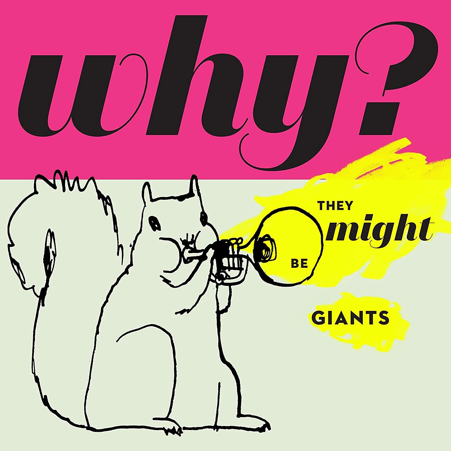 They Might Be Giants/Why? [LP]