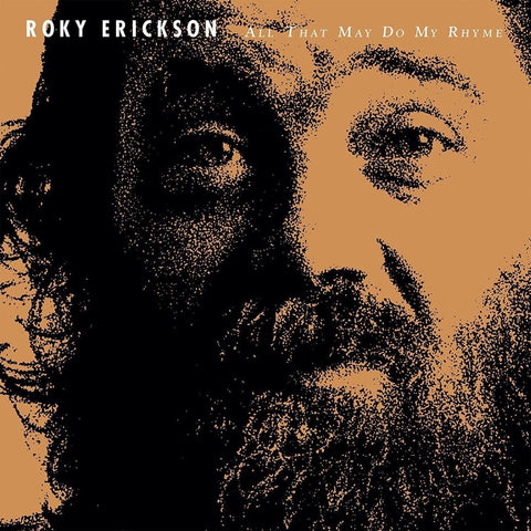 Erickson, Roky/All That May Do My Rhyme [LP]