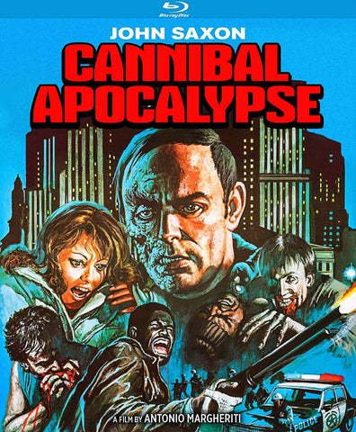 Cannibal Apocalypse - aka Cannibal in the Streets [BluRay]