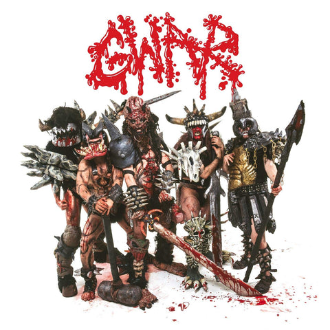Gwar/Scumdogs of the Universe: 30th Anniversary (Red Marble Vinyl) [LP]