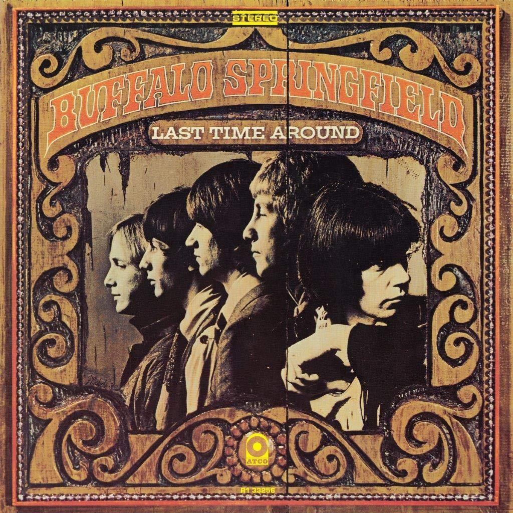 Buffalo Springfield/Last Time Around (Stereo) [LP]