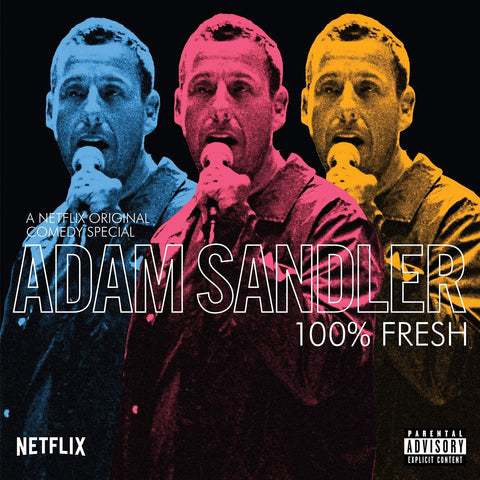 Sandler, Adam/100% Fresh Live [LP]