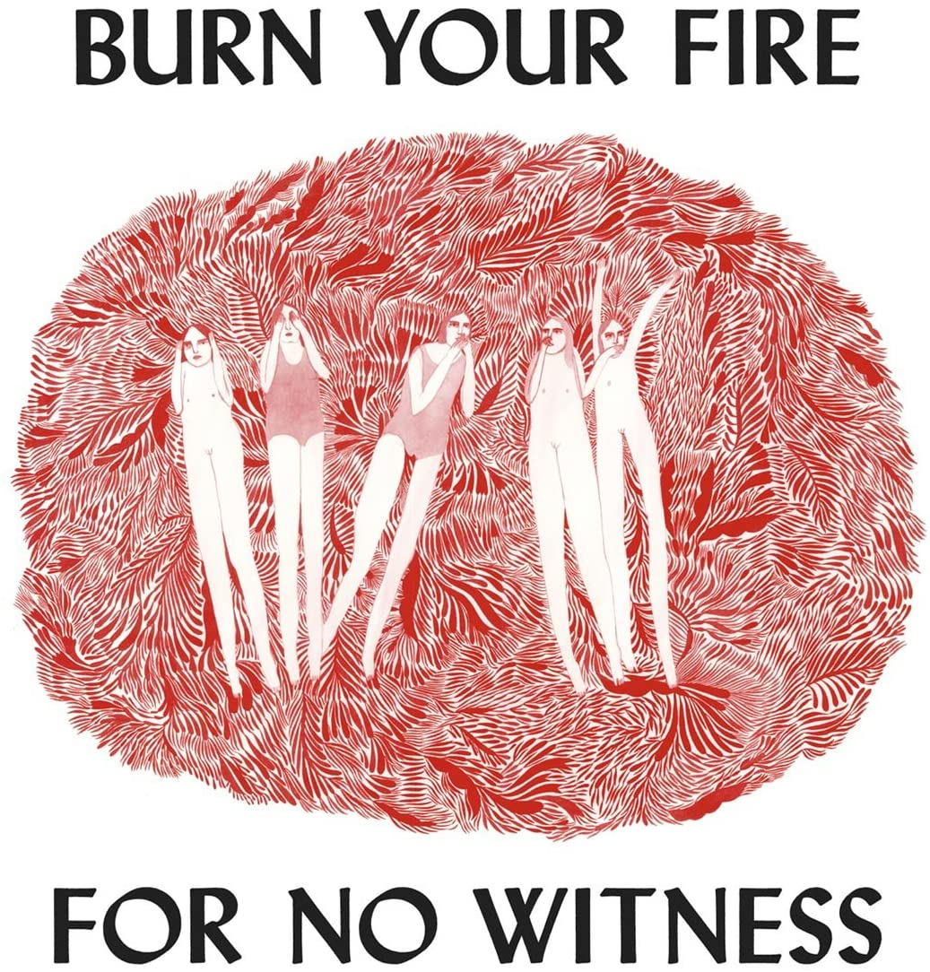 Olsen, Angel/Burn Your Fire For No Witness [LP]