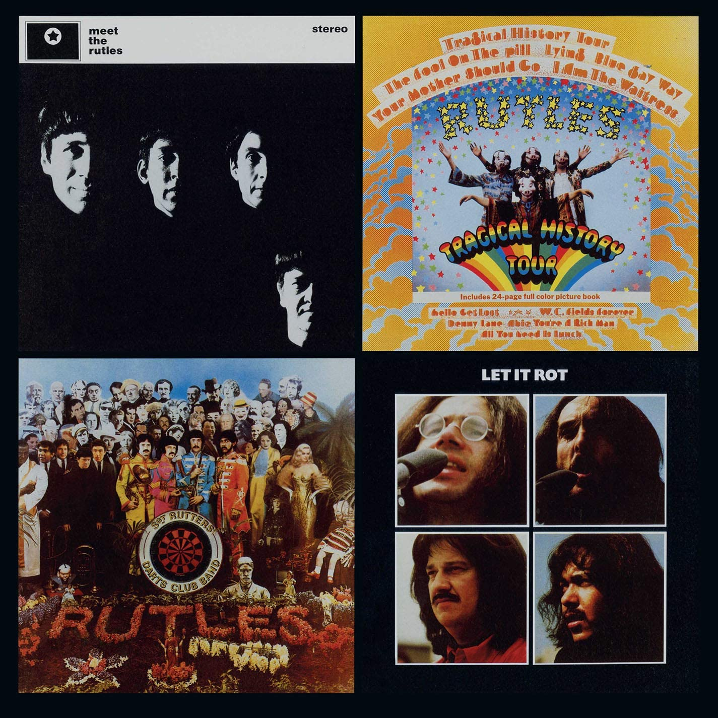 Rutles, The/The Rutles (Deluxe) [LP]