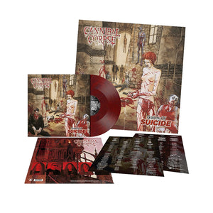 Cannibal Corpse/Gallery Of Suicide - Coloured Vinyl [LP]
