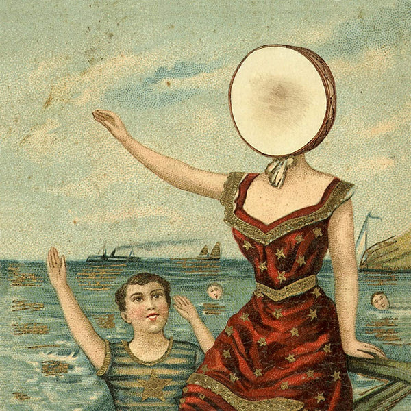 Neutral Milk Hotel/In The Aeroplane Over The Sea [LP]