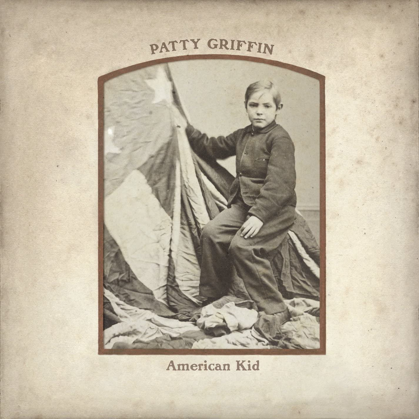 Griffin, Patty/American Kid [LP]