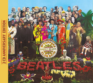 Beatles, The/Sgt. Pepper's Lonely Heart's Club Band - Anniversary 2CD Edition [CD]