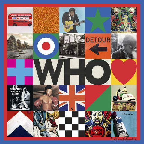 Who, The/Who [CD]