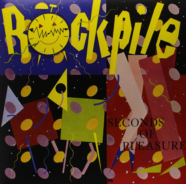 Rockpile/Seconds of Pleasure (includes EP) [LP]