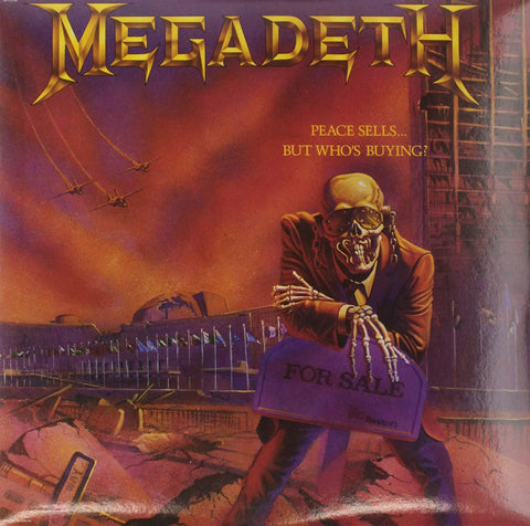 Megadeth/Peace Sells But Who's Buying? (Purple Vinyl) [LP]