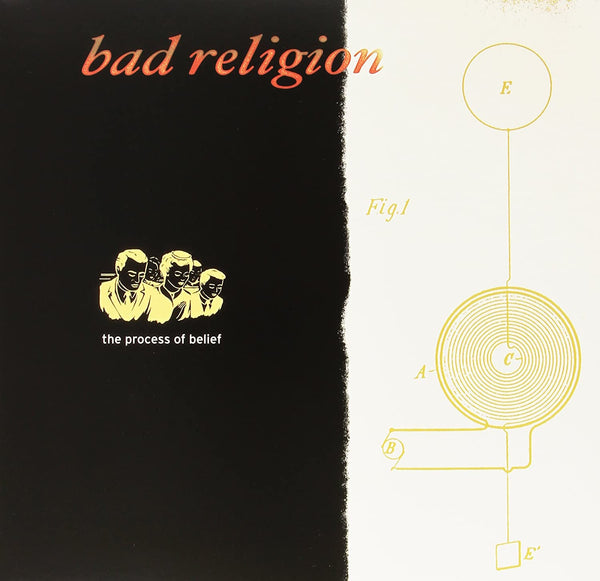 Bad Religion/Process Of Belief [LP]