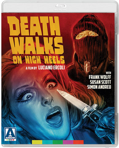 Death Walks On High Heels [BluRay]