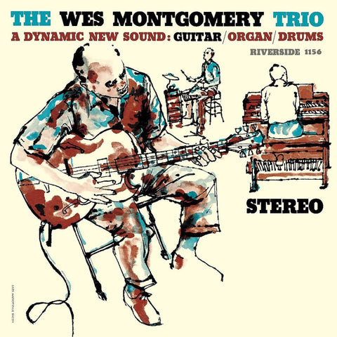 Montgomery, Wes/A Dynamic New Sound [LP]