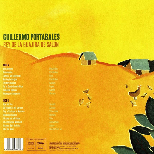 Portabales, Guillermo/Design Your Universe [LP]