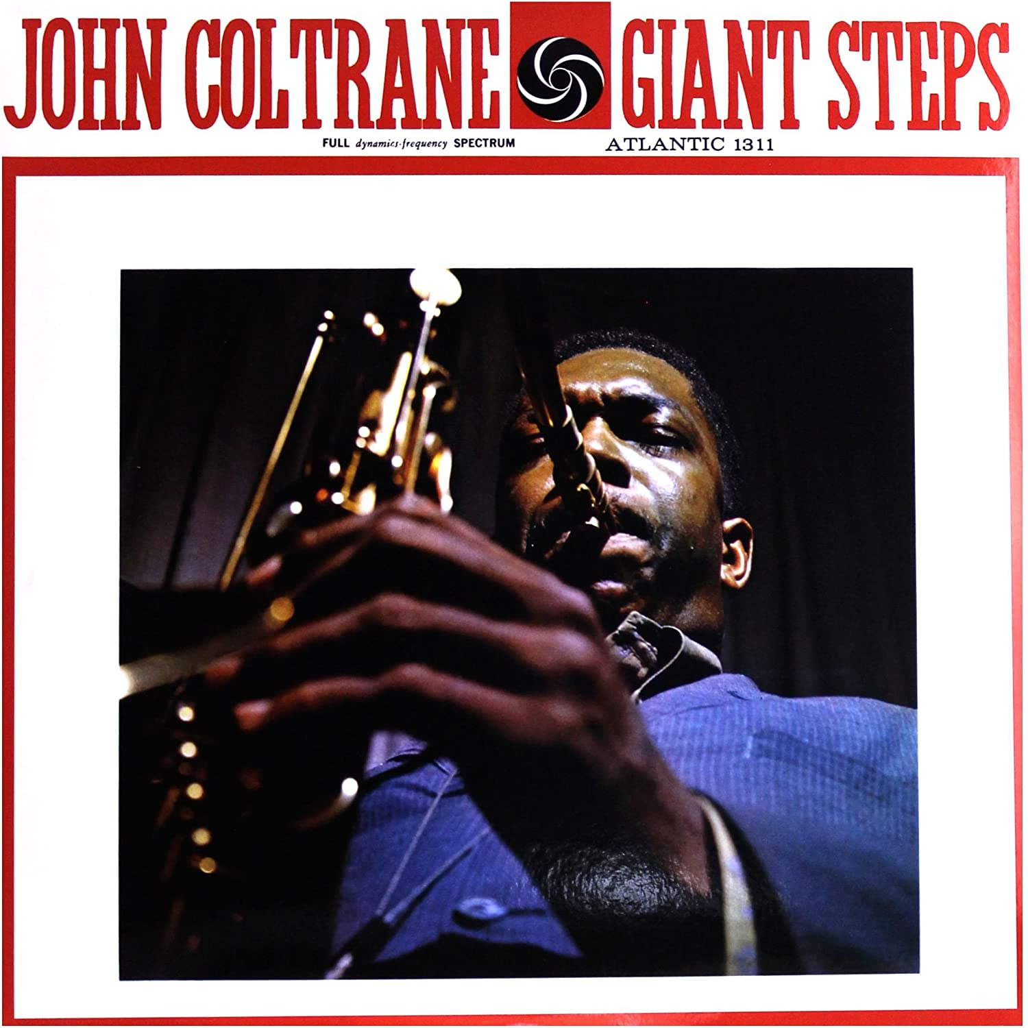 Coltrane, John/Giant Steps - Mono Pressing [LP]