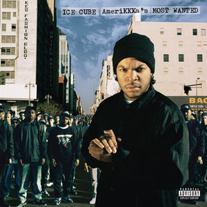 Ice Cube/AmeriKKKa's Most Wanted [CD]