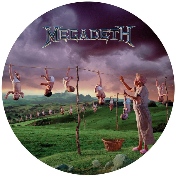 Megadeth/Youthanasia (Picture Disc) [LP]