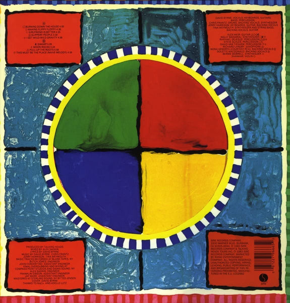 Talking Heads/Speaking In Tongues [LP]