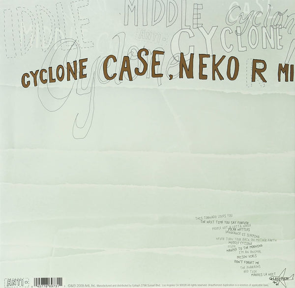 Case, Neko/Middle Cyclone [LP]