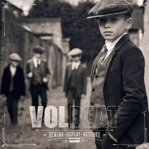 Volbeat/Rewind Replay Rebound (Deluxe) [CD]