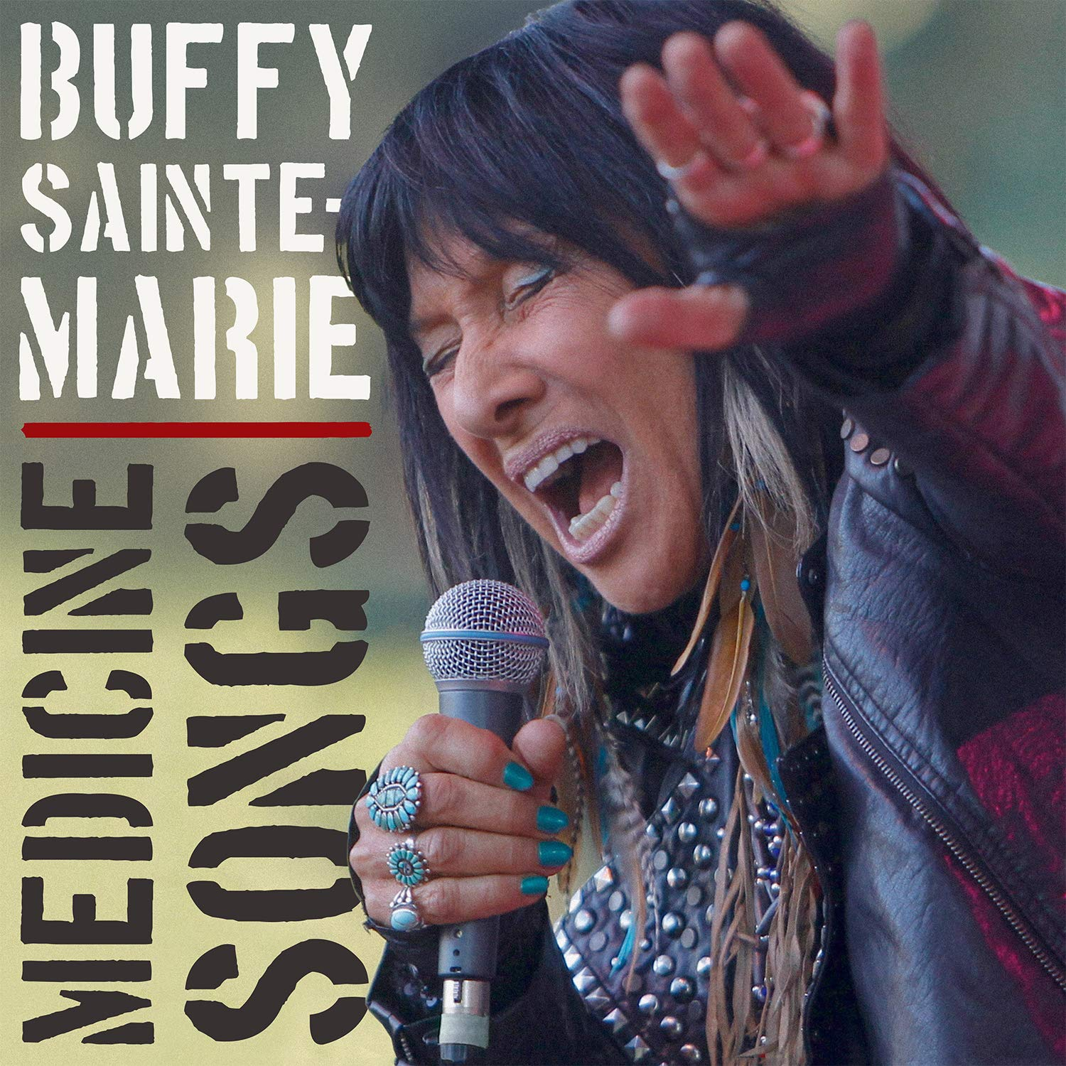 Sainte-Marie, Buffy/Medicine Songs [CD]