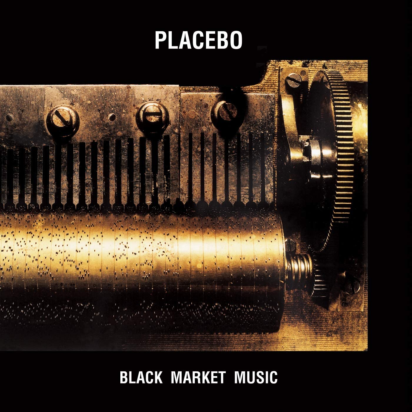 Placebo/Black Market Music [LP]