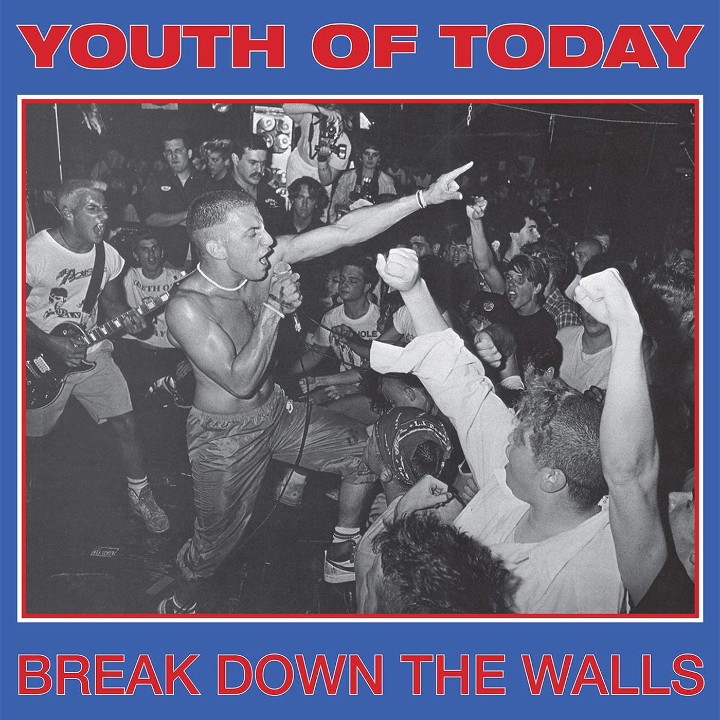Youth of Today/Break Down the Walls [LP]