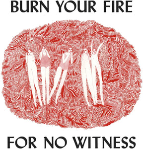 Olsen, Angel/Burn Your Fire For No Witness [CD]