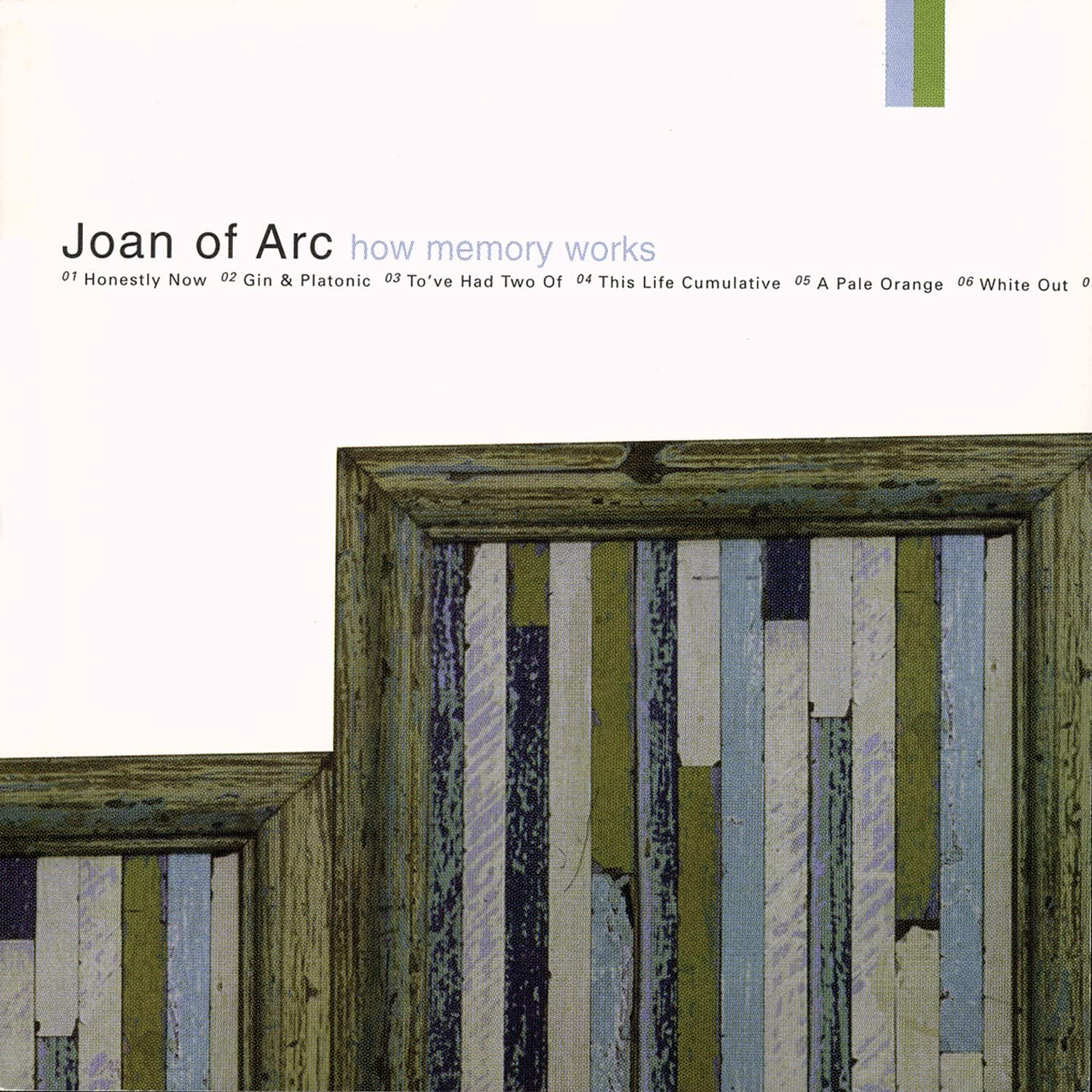 Joan Of Arc/How Memory Works [LP]