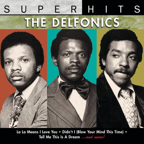 Delfonics/Super Hits [CD]