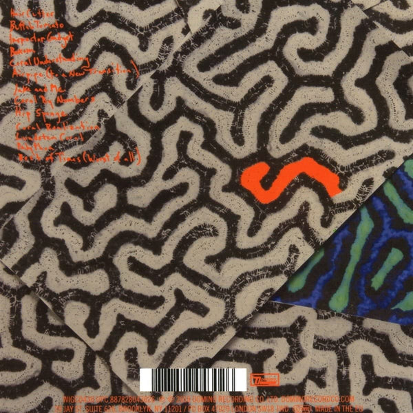 Animal Collective/Tangerine Reef [CD]