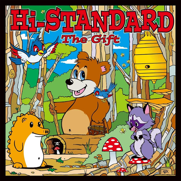 Hi-Standard/The Gift [LP]