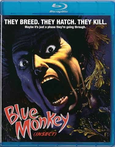 Blue Monkey (Insect) [BluRay]