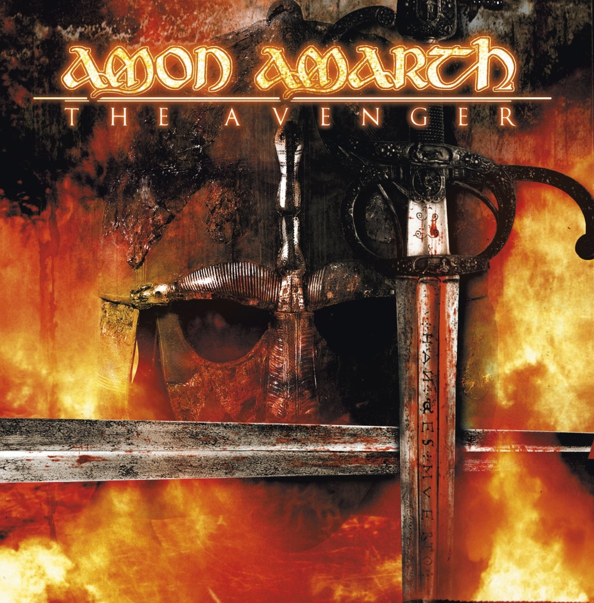 Amon Amarth/The Avenger [LP]