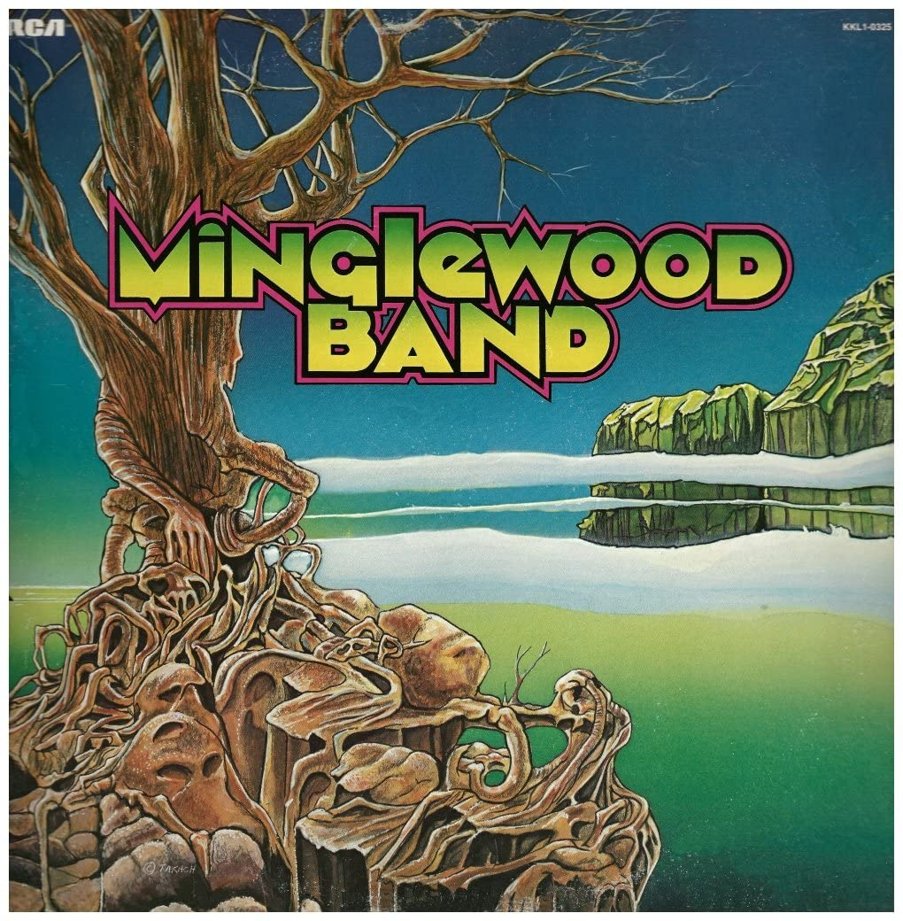 Minglewood Band/Minglewood Band (First Album) [CD]